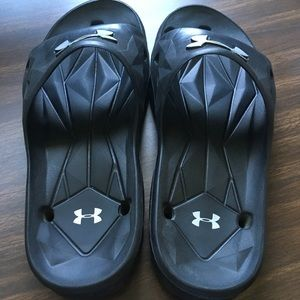 45afb244602 Under Armour Shoes - Under armour men s locker III slides